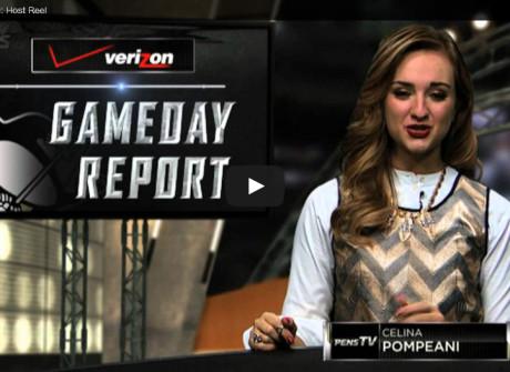 Celina Pompeani: PensTV Host Reel #2