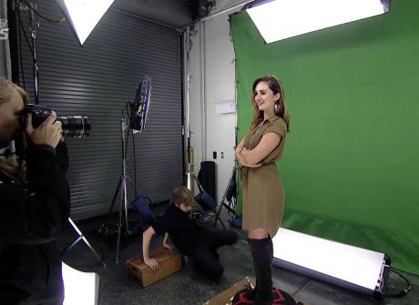 Celina Pompeani: Feature Reporting
