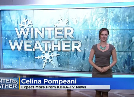 Celina Pompeani: Winter Weather Tips