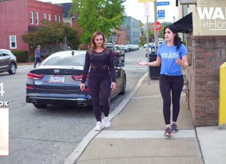 Celina Pompeani: A Walk and A Talk Episode #1